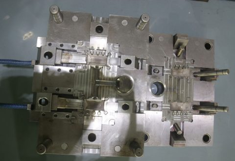 Microphone Body Die-Casting Mold (1)