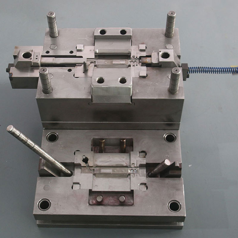 Microphone Body Die-Casting Mold (2)